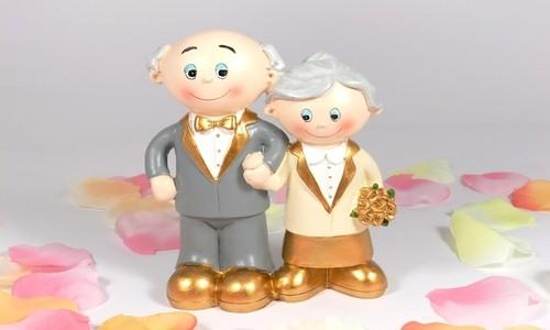 Regalos para las bodas de oro