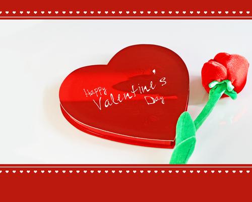 Tarjetas virtuales para San Valentín